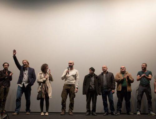 Премьера «Джары» в кинотеатре Амирани