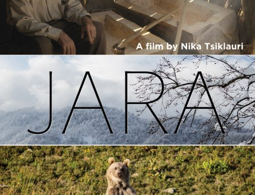 Jara DVD is on Amazon now
